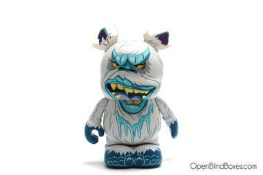 Yeti Myths and Legends Vinylmation Disney Front