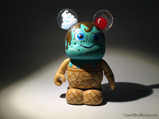 Mint Chip So Tasty Vinylmation Front
