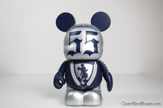 Established 55 Cast Member Exclusive Vinylmation Front