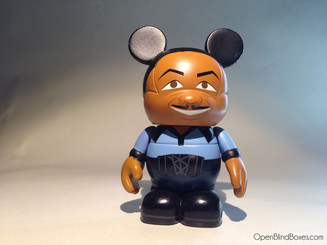 Lando Calrissian Star Wars Series 1 Vinylmation Front