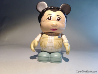 Princess Leia Star Wars Series 1 Vinylmation Front