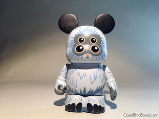 Muftak Vinylmation Star Wars Series 2 Front