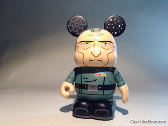Grand Moff Tarken Vinylmation Star Wars Series 2 Front