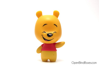 Winnie The Pooh Smiling Disney Mystery Minis Funko Front