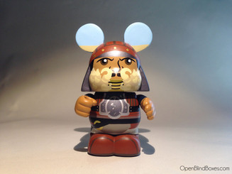 Lando Calrissian Skiff Guard Vinylmation Star Wars Series 3 Front