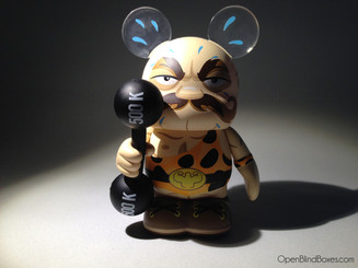 Strongman Under The Big Top Vinylmation Front