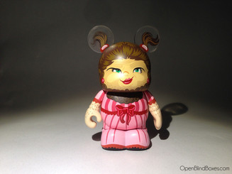 Bearded Lady Under The Big Top Vinylmation Front