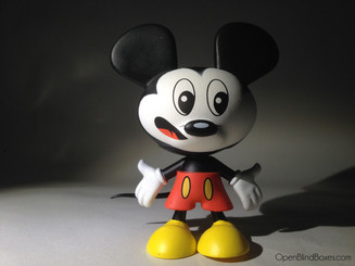 Mickey Mouse Eh Mystery Minis Front