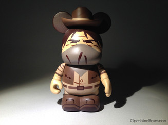Vinylmation Outlaw Urban Series 9 Front