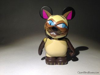 Si and Am Disney Villains Series 3 Vinylmation Front