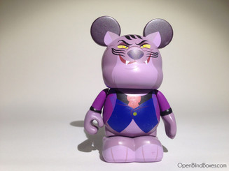 Fat Cat Disney Vinylmation Villains Series 4 Front