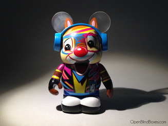80s Pop Dale Vinylmation Front