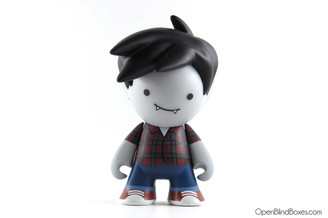 Marshall Lee Adventure Time Kidrobot Front