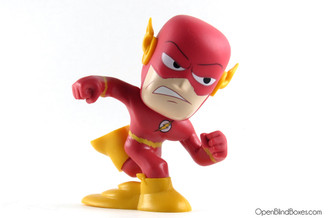 Flash Red DC Super Heroes Mystery Minis Funko Front