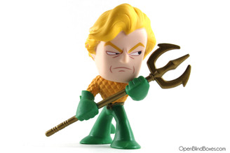 Aquaman DC Super Heroes Mystery Minis Funko Front