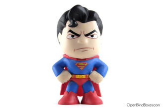 Superman DC Super Heroes Mystery Minis Funko Front