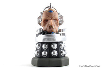 Davros Doctor Who Titans Wave 2 Matt Jones Front