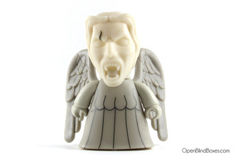 Weeping Angel Doctor Who Titans Wave 2 Matt Jones Front