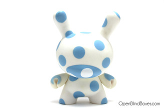 Dunny Colette Chase by Kidrobot Front
