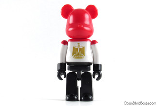Egypt Be@rbrick Flag Series 28 Medicom Front