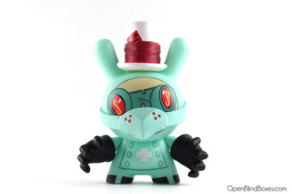 #12 Dr. Noxious Dunny Brandt Peters The 13 Kidrobot Front