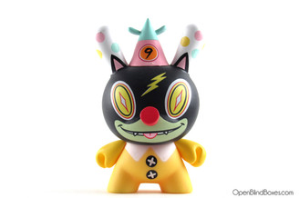 #9 Jinx Dunny Brandt Peters The 13 Kidrobot Front