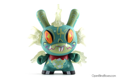 #4 Fish! Dunny Brandt Peters The 13 Kidrobot Front