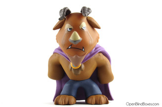 Scowling Beast Funko Mystery Minis Disney Series 2 Front