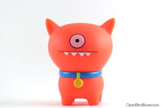 Uglydog Orange Uglydoll Action Figures Series 2 David Horvath Front