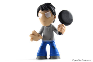 Kevin Tran Supernatural Funko Mystery Minis Front