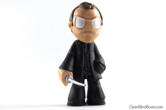 Crowley Supernatural Funko Mystery Minis Front