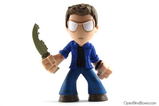 Dean Supernatural Funko Mystery Minis Front