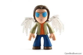 Sam Gadreel Supernatural Funko Mystery Minis Front