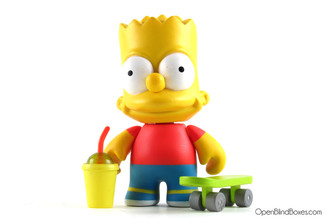 Bart Simpsons Series 1 Kidrobot Front