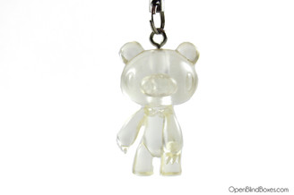 Gloomy Bear Clear Chax Colony Cell Phone Charm