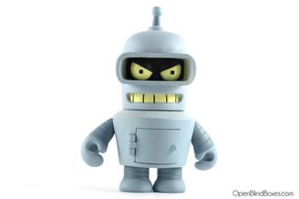 Bender Futurama Series 1 Kidrobot Front