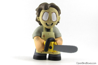 Leatherface Funko Horror Classics 1 Mystery Minis Front