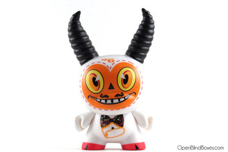 #6 Diablo Dunny Brandt Peters The 13 Kidrobot Front