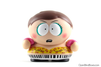 Whatever Many Faces Of Cartman Kidrobot South Park Front