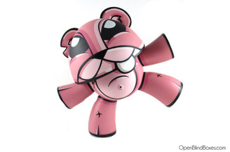 Teeter 6 Inch Pink Joe Ledbetter Kidrobot Front