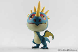 How To Train Your Dragon 2 Stormfly Front Funko Mini