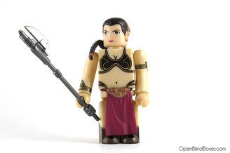 Slave Leia Kubrick Star Wars Series 5 Medicom Front