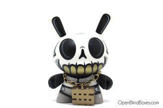 Mad Modern Hero Series 4 Dunny Kidrobot Front