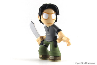 Glenn Rhee The Walking Dead Mystery Minis Series 3 Front