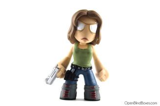 Maggie Greene Walking Dead 3 Mystery Minis Front
