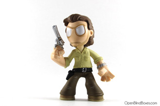 Rick Grimes Walking Dead 3 Mystery Minis Funko Front