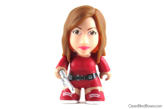 Oswin Oswald Doctor Who Titans vinyl Figures Wave 4 Geronimo Front