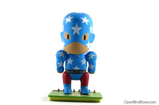 Star Spangled Kid Scribblenauts Unmasked 3 Front