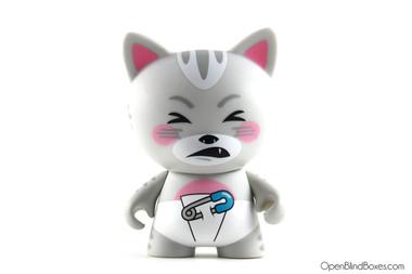 Cranky Tricky Cats Kidrobot Front