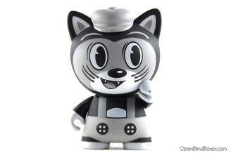 Classic Tricky Cats Kidrobot Front